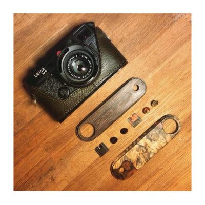 Leica M6 halfcase