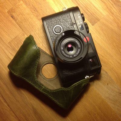 Leica M6 half case