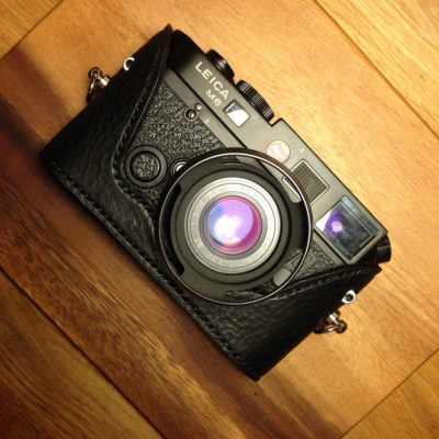 Leica MP half case