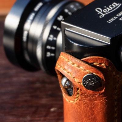Leica M8 half case