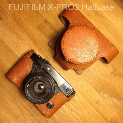 fujifilm xpro2 half case