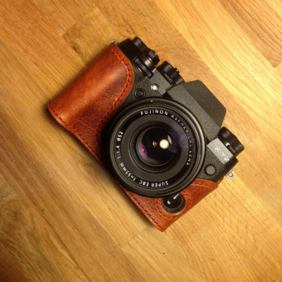 X-T2 leather case