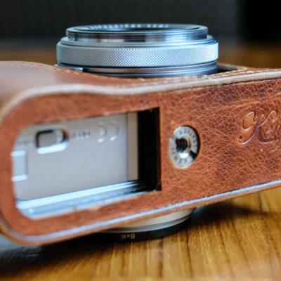 X100F camera case