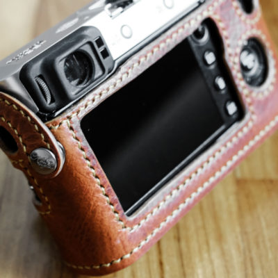 X100F leather case
