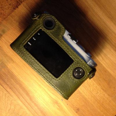 Leica M10 leather case