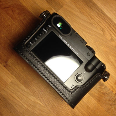 half case for leica Q