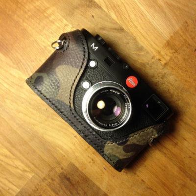 Leica M240 half case