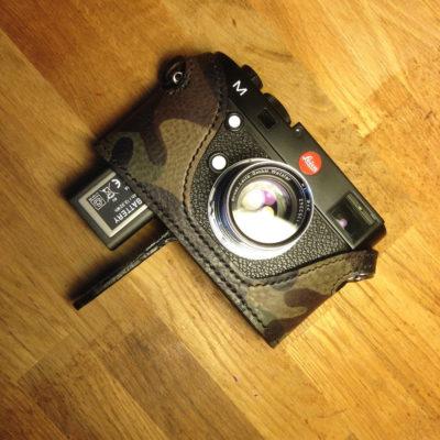 Leica MP240 half case