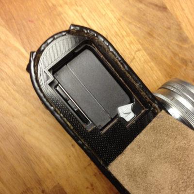 Leica M262 half case
