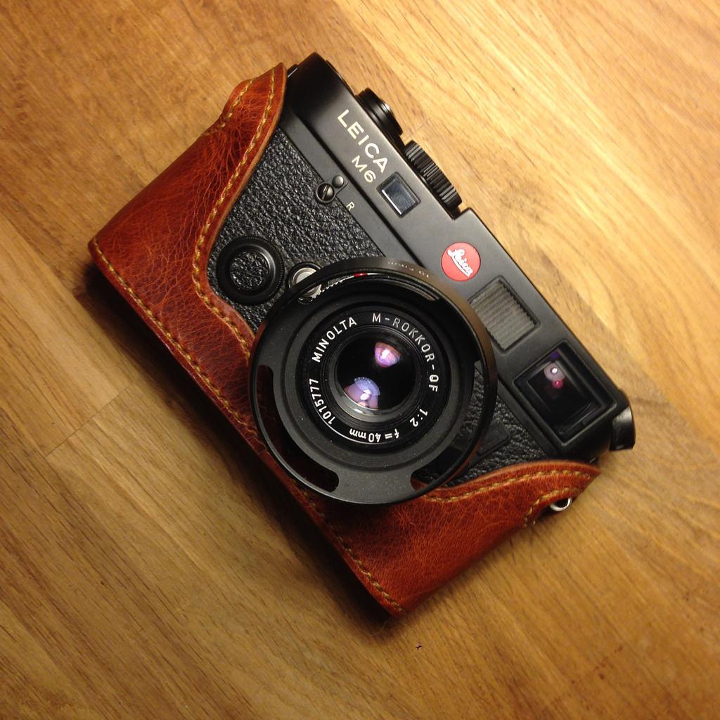 Leica M Camera Case M2 M3 M4 Mp M6ttl Kenjileather